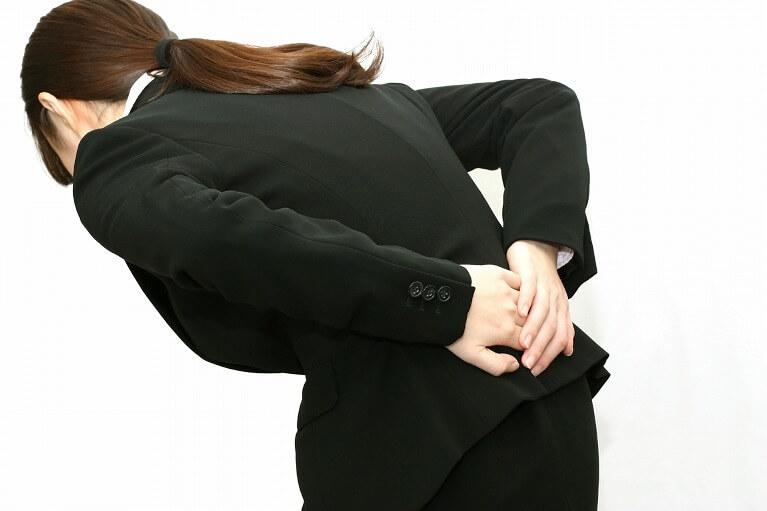 胸椎での椎間板ヘルニア