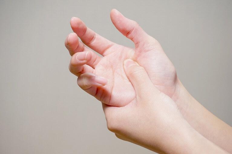 手指の痛み・変形