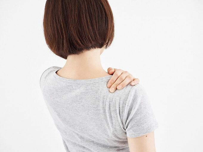 肩こり、肩の痛み